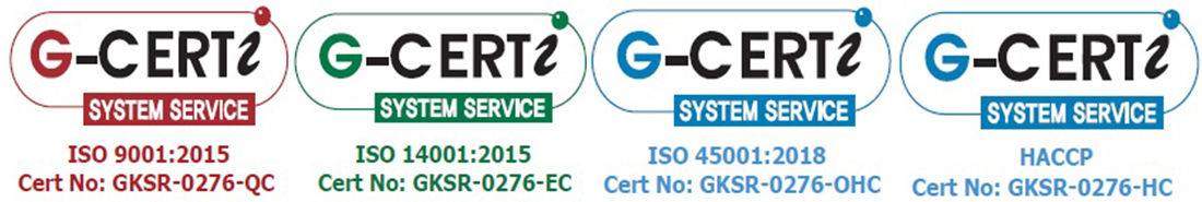 Alekpharm ISO sertifikati